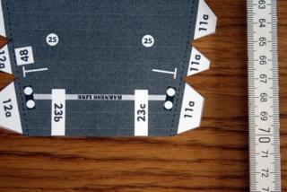 OGS  EXPLORA  Ein Forschungsschiff M 1: 100, nicht von Pappe  Img_0256