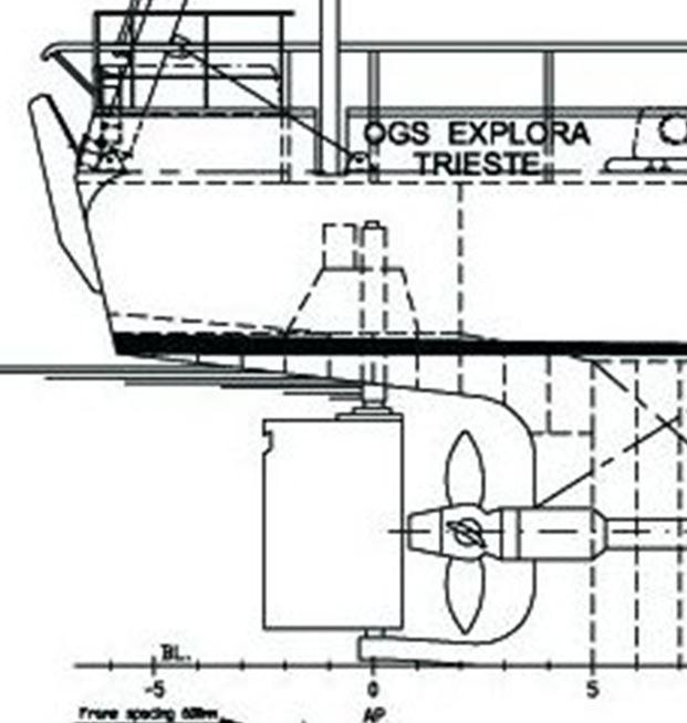 OGS  EXPLORA  Ein Forschungsschiff M 1: 100, nicht von Pappe  - Seite 2 Unbena15