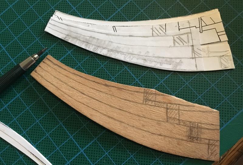 Wikinger-Boot Skuldelev 2 (1:20)  - Seite 11 Bugtei29