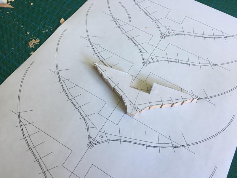 Wikinger-Boot Skuldelev 2 (1:20)  - Seite 10 Kiel_113
