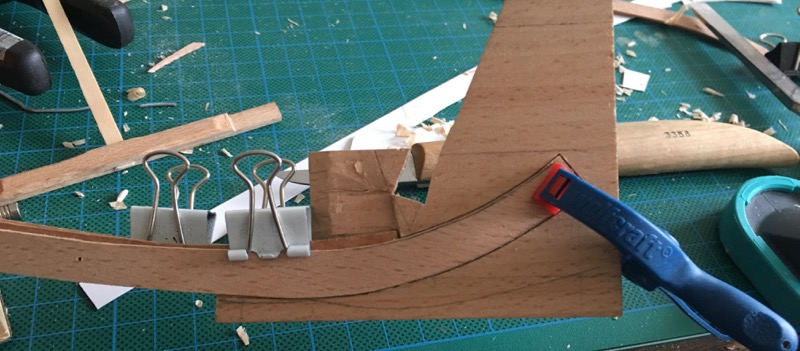Wikinger-Boot Skuldelev 2 (1:20)  - Seite 10 Kielte10