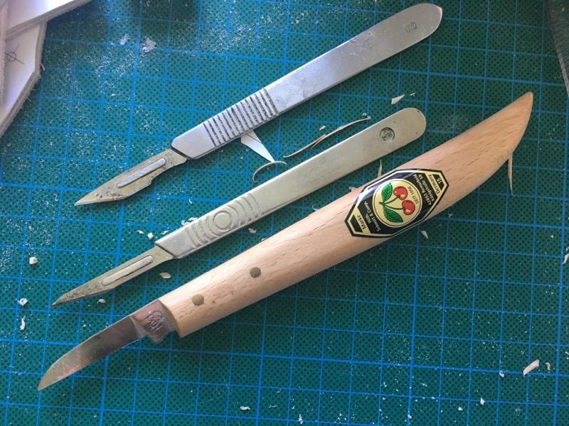 Wikinger-Boot Skuldelev 2 (1:20)  - Seite 10 Messer10