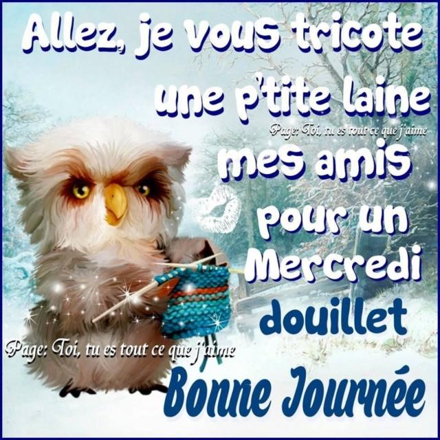 Bonjour, bonsoir..... - Page 34 Mercre11