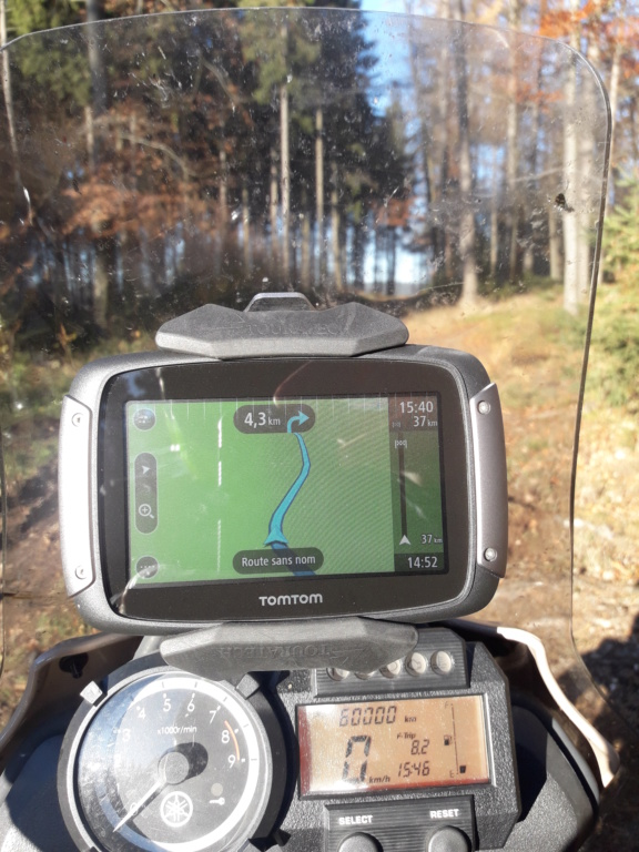 Avis support GPS tOURATECH pour TOMTOM  20181112