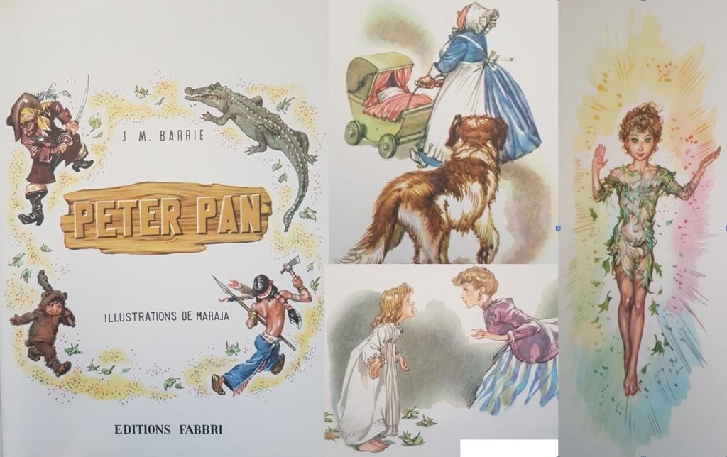 Les Grands Livres Merveilleux (Fabbri) Illust10