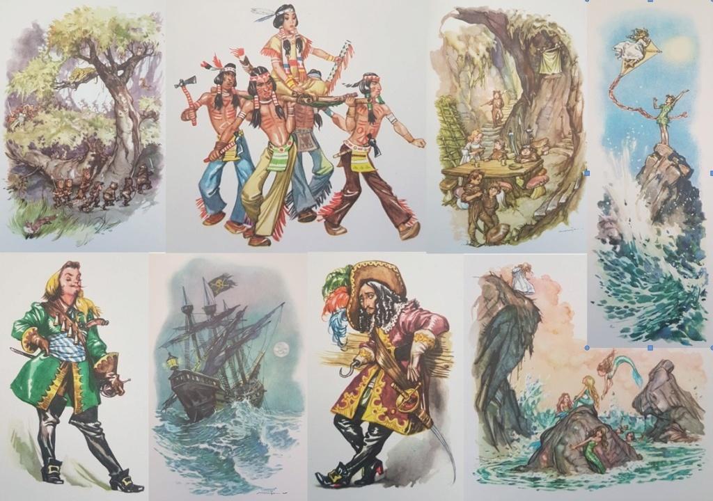 Les Grands Livres Merveilleux (Fabbri) Illust11