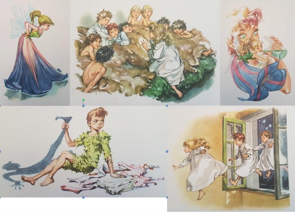 Les Grands Livres Merveilleux (Fabbri) Illust14