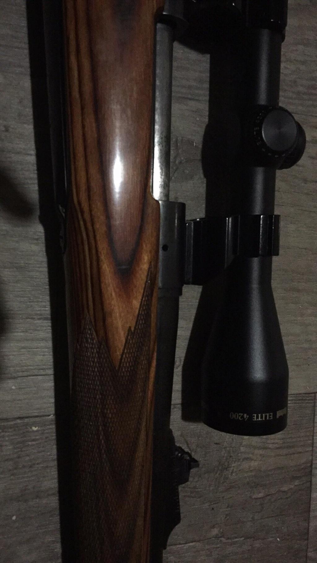 Valeur de ma remington 8e337b10