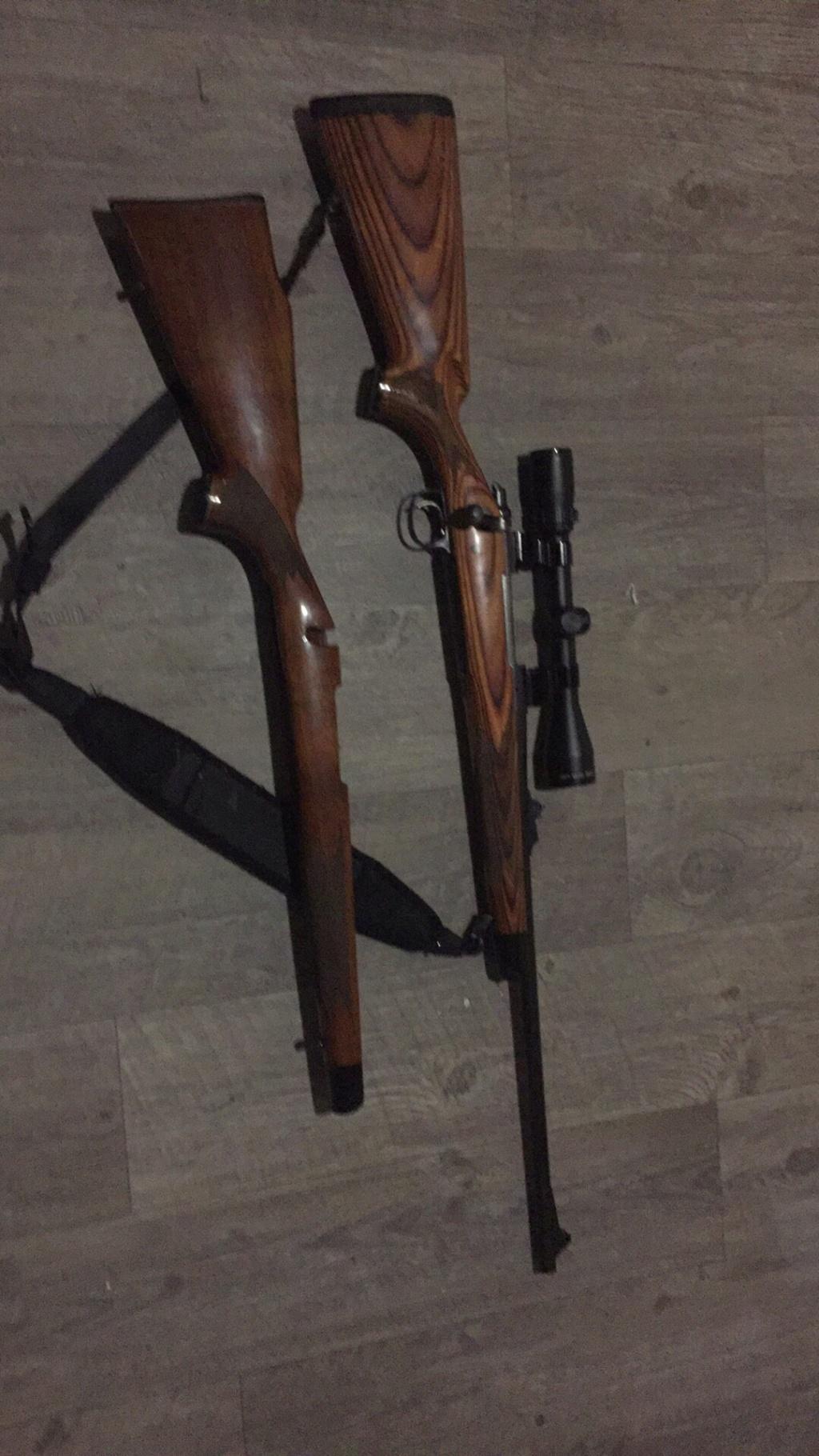 Valeur de ma remington Ab915010
