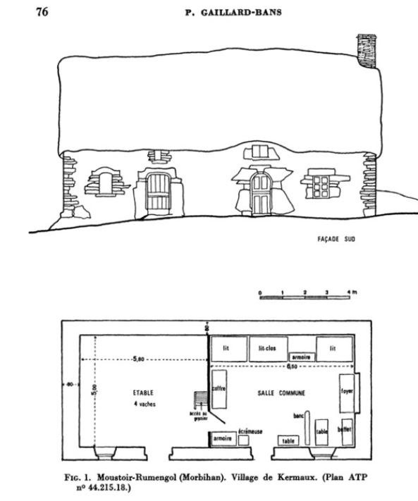 Maison bretonne Maison13