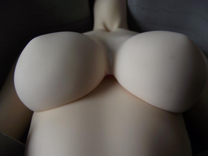 [en layaway] Feeple 65 female body (mod poitrine) Dscf2911