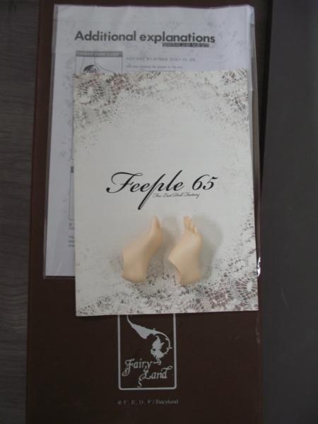 [en layaway] Feeple 65 female body (mod poitrine) Dscf3012