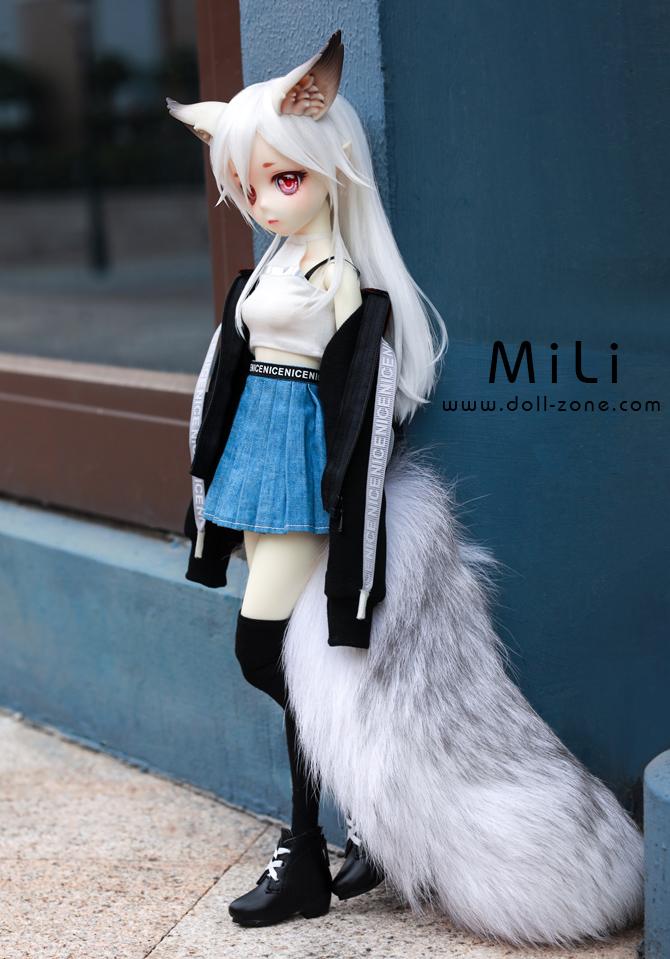 [Dollzone] Mili 20181117