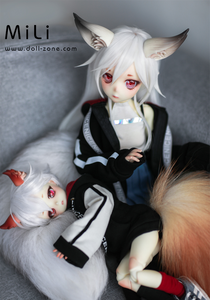 [Dollzone] Mili 20181119
