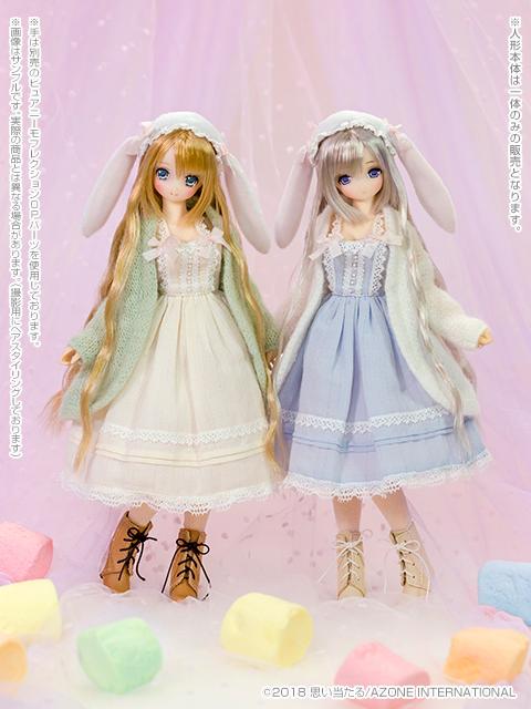 [Pure Neemo] Ex Cute - Fuuka Marshmallow Usagi & Mio Marshmallow Usagi 45601215