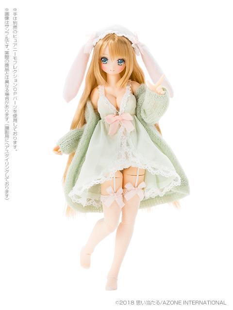 [Pure Neemo] Ex Cute - Fuuka Marshmallow Usagi & Mio Marshmallow Usagi 45601216