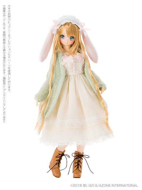 [Pure Neemo] Ex Cute - Fuuka Marshmallow Usagi & Mio Marshmallow Usagi 45601217