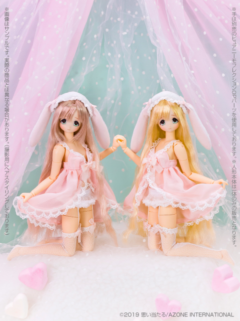 [Azone] Pure Neemo Marshmallow Usagi / Minami 45731923
