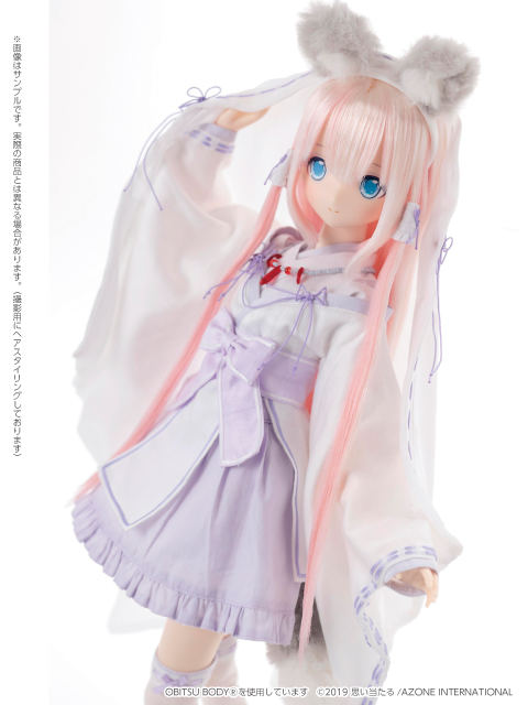 [Azone] 1/3 Black Raven Series Amane / The Rainy veil. - Ame no Oshie -  45731933