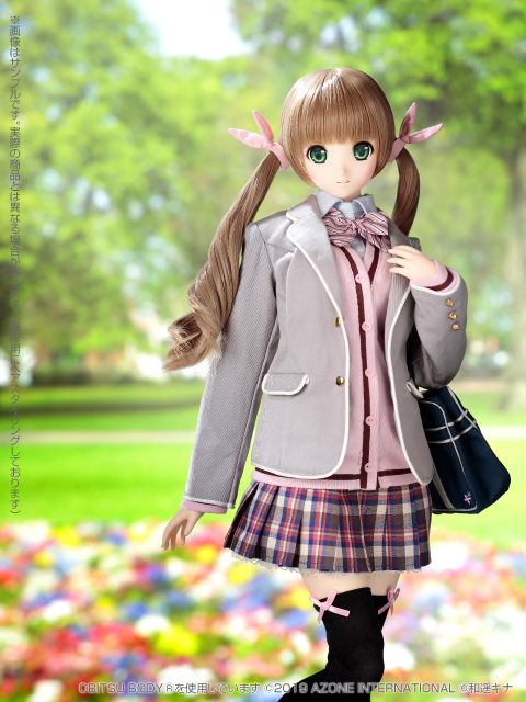 [Azone] 1/3 Happiness Clover - Kureha - Kazuharu Kina School Uniform Collection  45731954