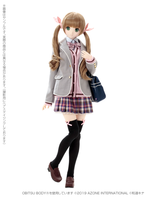 [Azone] 1/3 Happiness Clover - Kureha - Kazuharu Kina School Uniform Collection  45731956