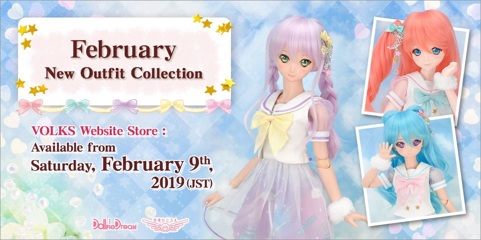 [Volks] February New outfit collection 50721810