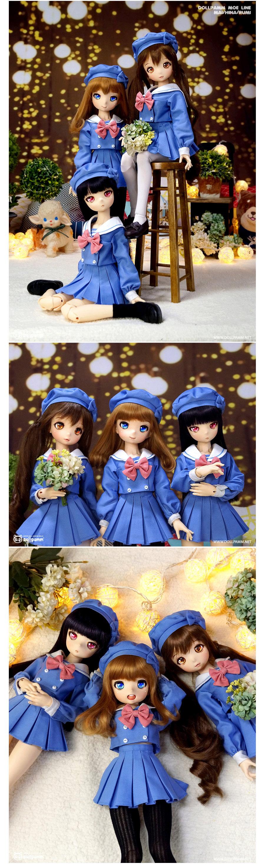 [Dollpamm] Moe Pam Mai, Hina & Rumi - Page 2 All10