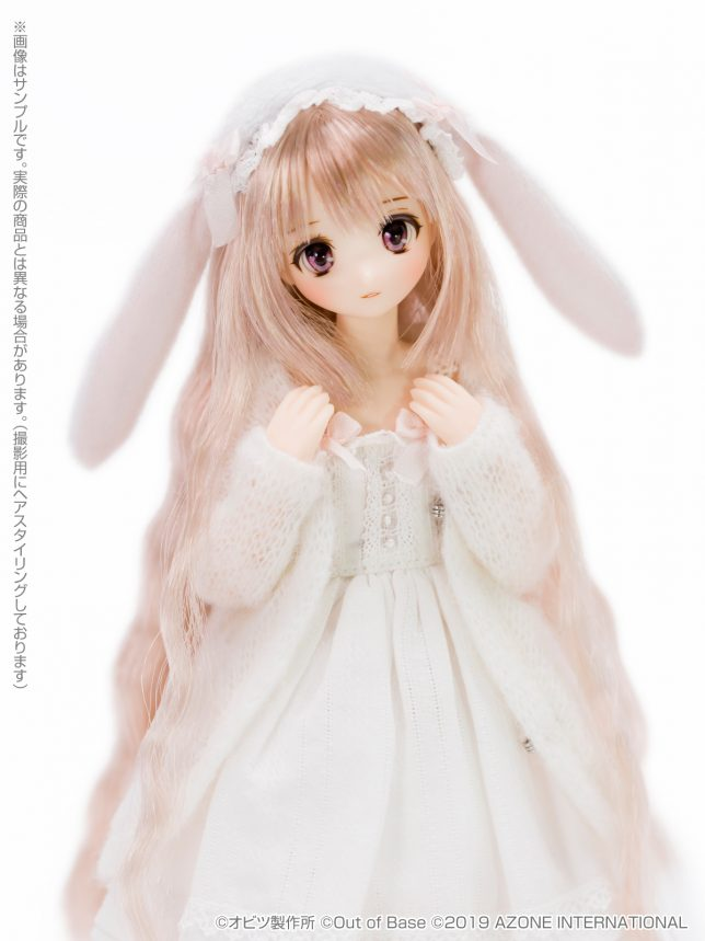 [Azone] Marshmallow Rabbit - Owase School Uniform Project Yuri Uemura - Obitsu exhibition holding commemorative model Aod01911