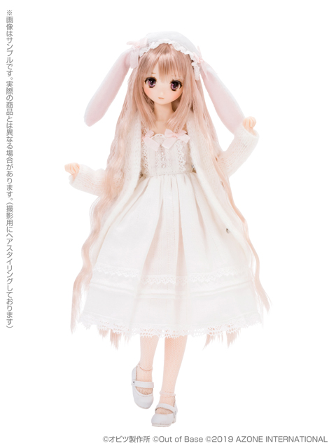 [Azone] Marshmallow Rabbit - Owase School Uniform Project Yuri Uemura - Obitsu exhibition holding commemorative model Aod01912
