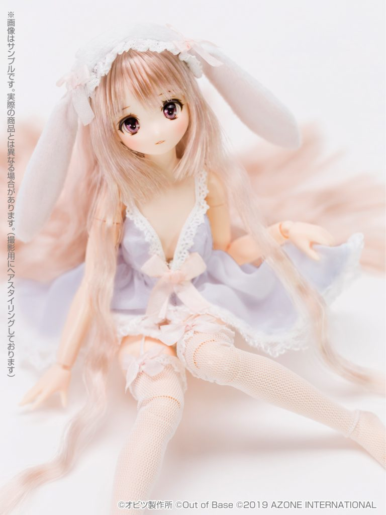 [Azone] Marshmallow Rabbit - Owase School Uniform Project Yuri Uemura - Obitsu exhibition holding commemorative model Aod01916