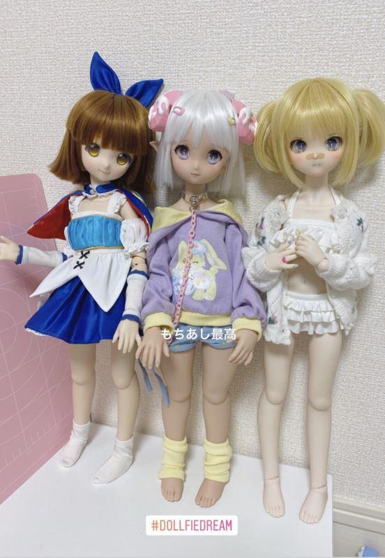 [Dollfie Dream] Corps MDD Mochi-Ashi - DCH-19 - DCH-21 - Page 3 Cadddp10