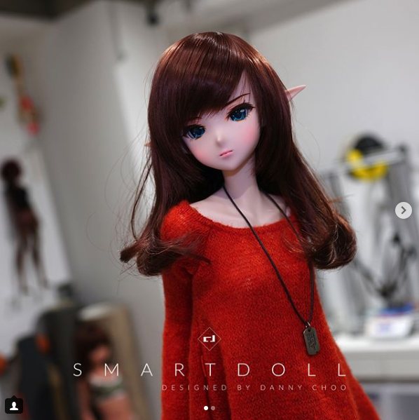 [Smart Doll] Options parts (pieds à talon, mains, oreilles d'elfe, etc.) - Page 3 Captur19