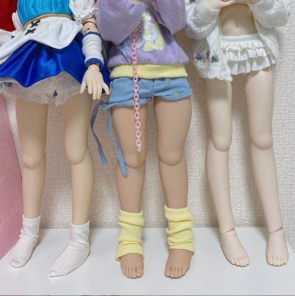[Dollfie Dream] Corps MDD Mochi-Ashi - DCH-19 - DCH-21 - Page 3 Captur29