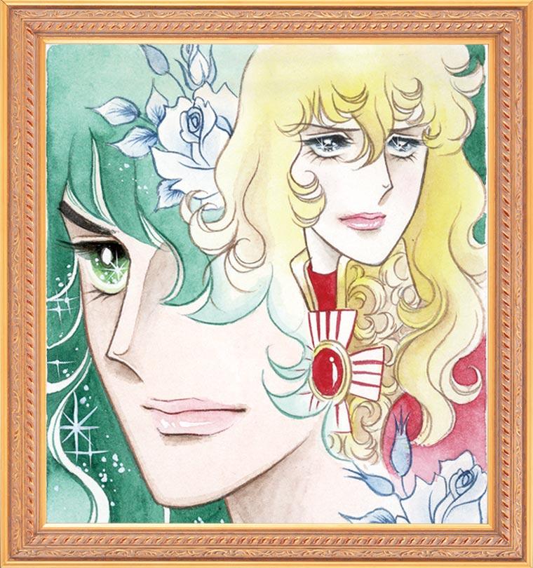 [Super Dollfie] La Rose de Versailles - Lady Oscar & André Chara_10
