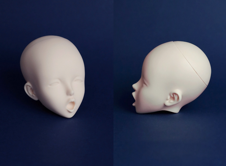 [Angel Philia] Nouvelle tête Type-P D_head10