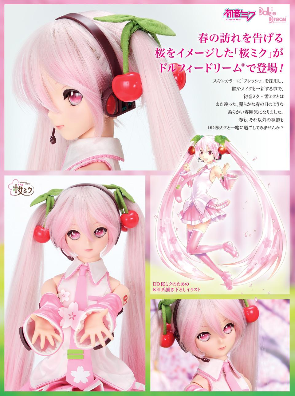 [Dollfie Dream] Vocaloid Sakura Miku  - Page 5 Ddsaku12