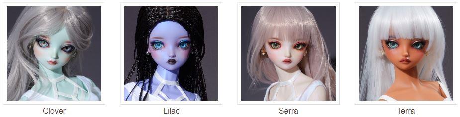 [Volks] Dollfie Icon - Lilac, Clover, Serra, Terra - Page 4 Dollfi10