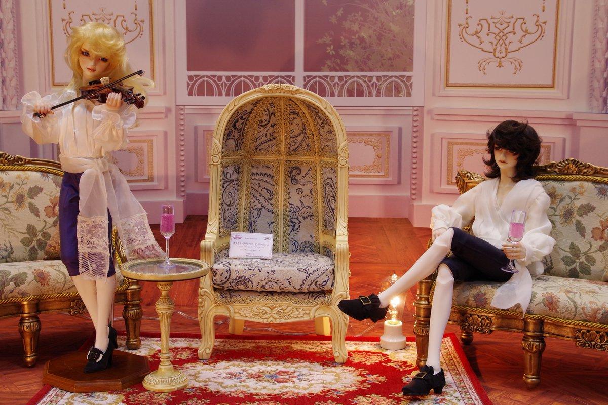 [Super Dollfie] La Rose de Versailles - Lady Oscar & André - Page 3 Duid4-10