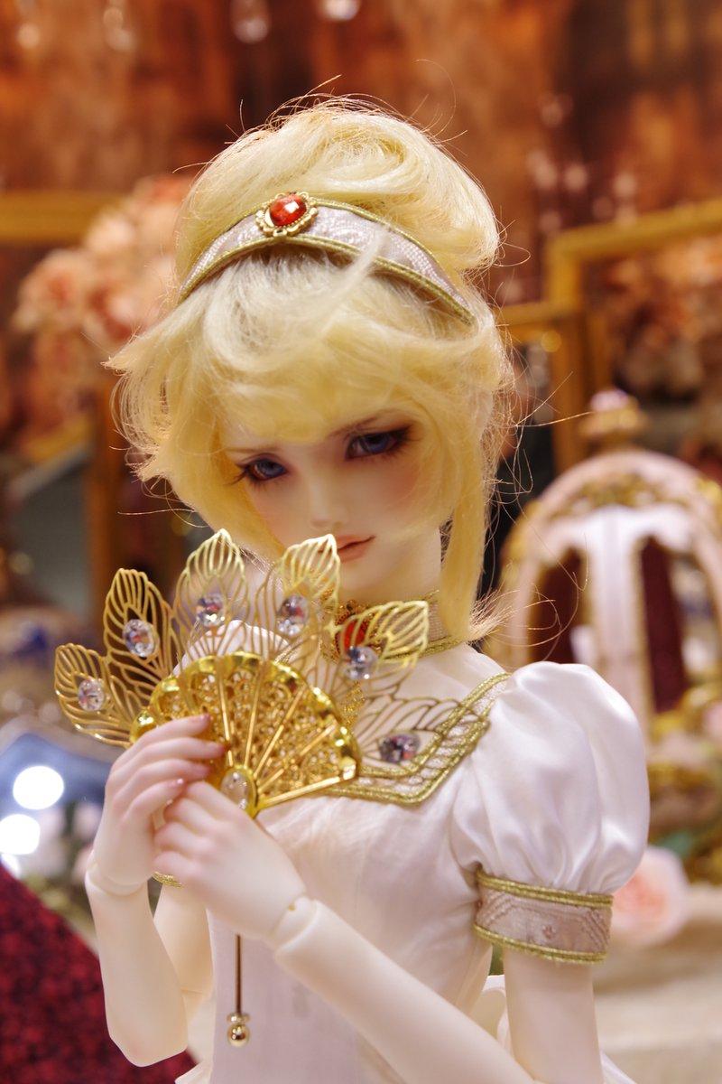 [Super Dollfie] La Rose de Versailles - Lady Oscar & André - Page 3 Duif7a10