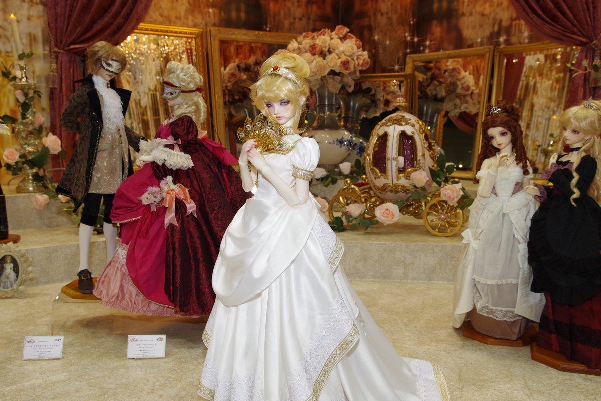 [Super Dollfie] La Rose de Versailles - Lady Oscar & André - Page 3 Duigo110