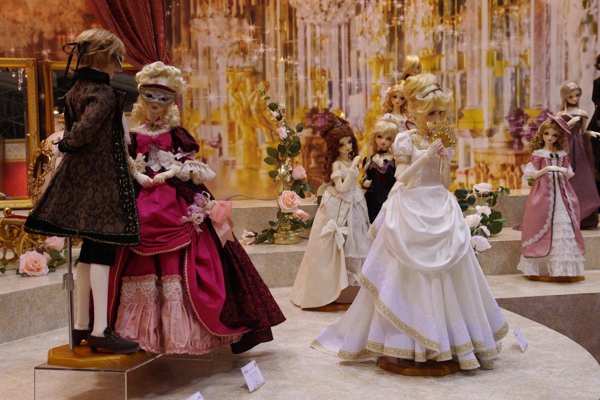 [Super Dollfie] La Rose de Versailles - Lady Oscar & André - Page 3 Duihtq10