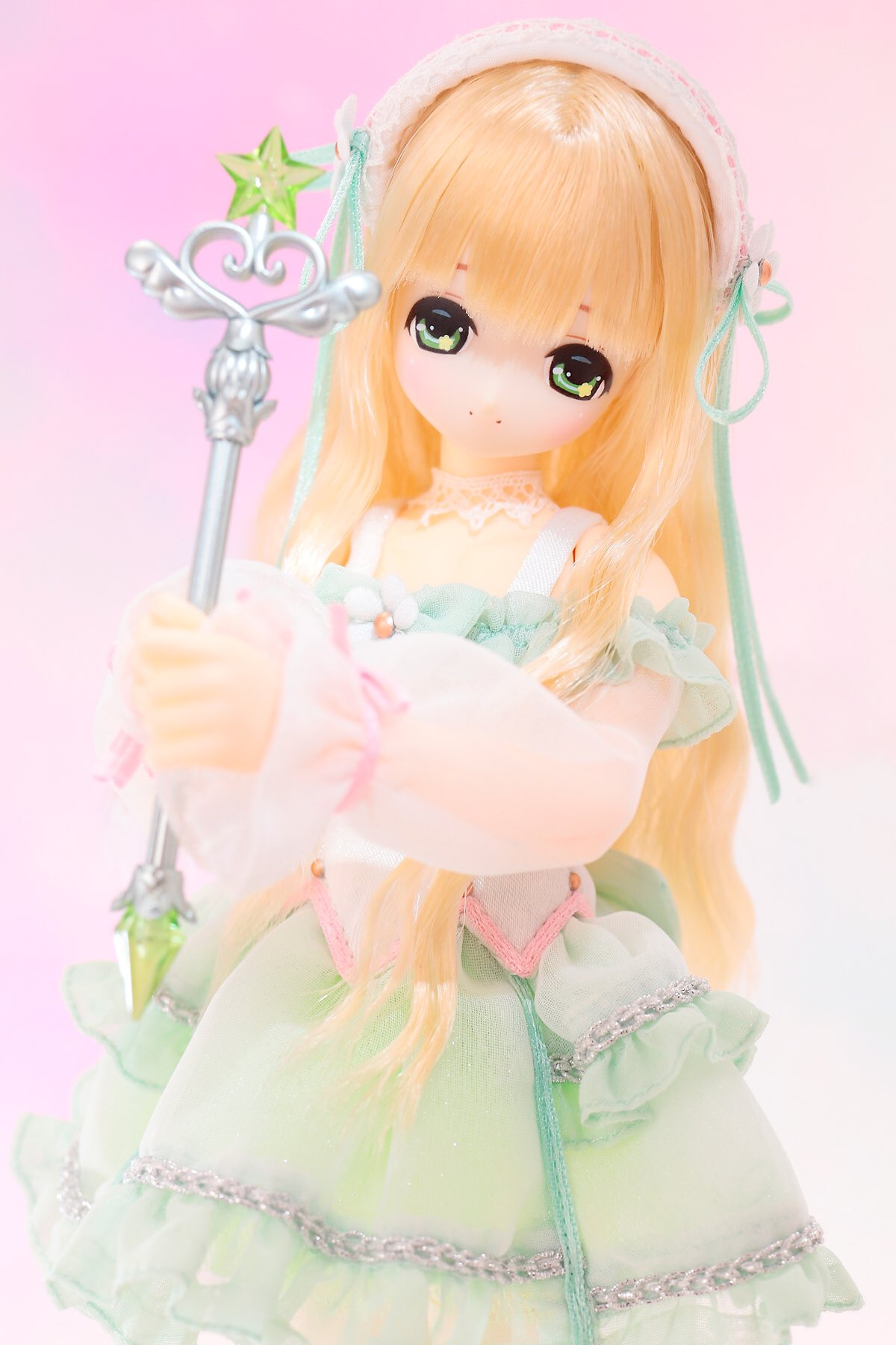 [Pure Neemo] Magical Cute Floral Ease - Miu Eaiaob13