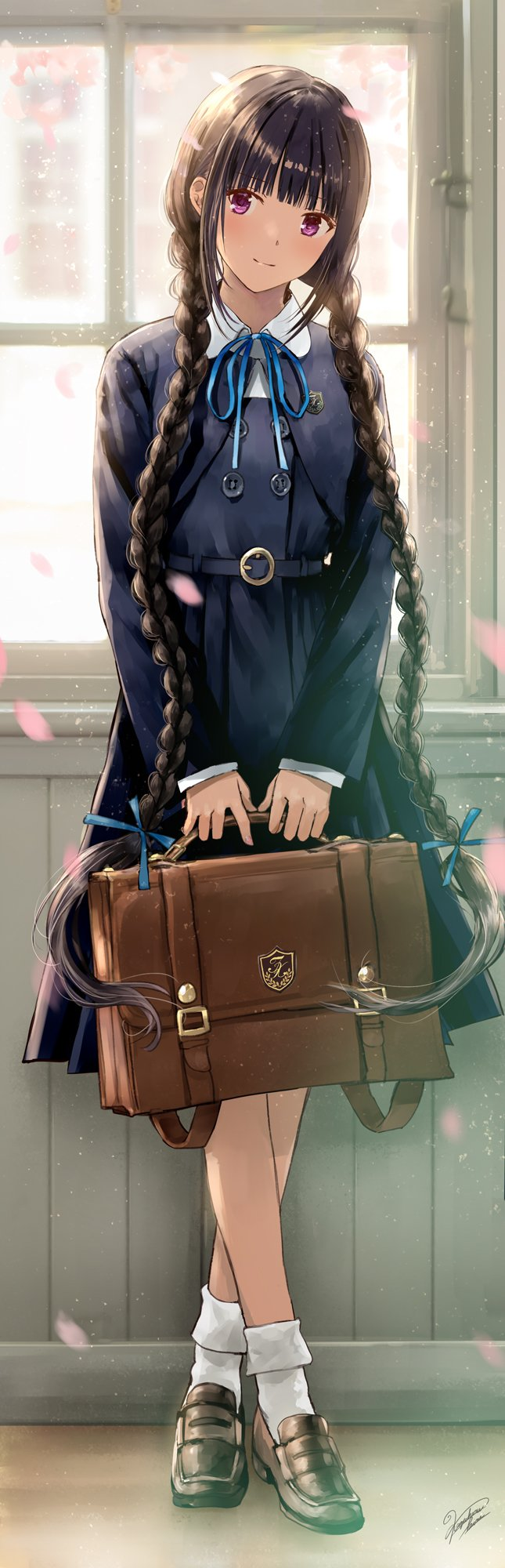 [Azone] 1/3 Happiness Clover - Yukari - Kazuharu Kina School Uniform Collection  Edspfl10