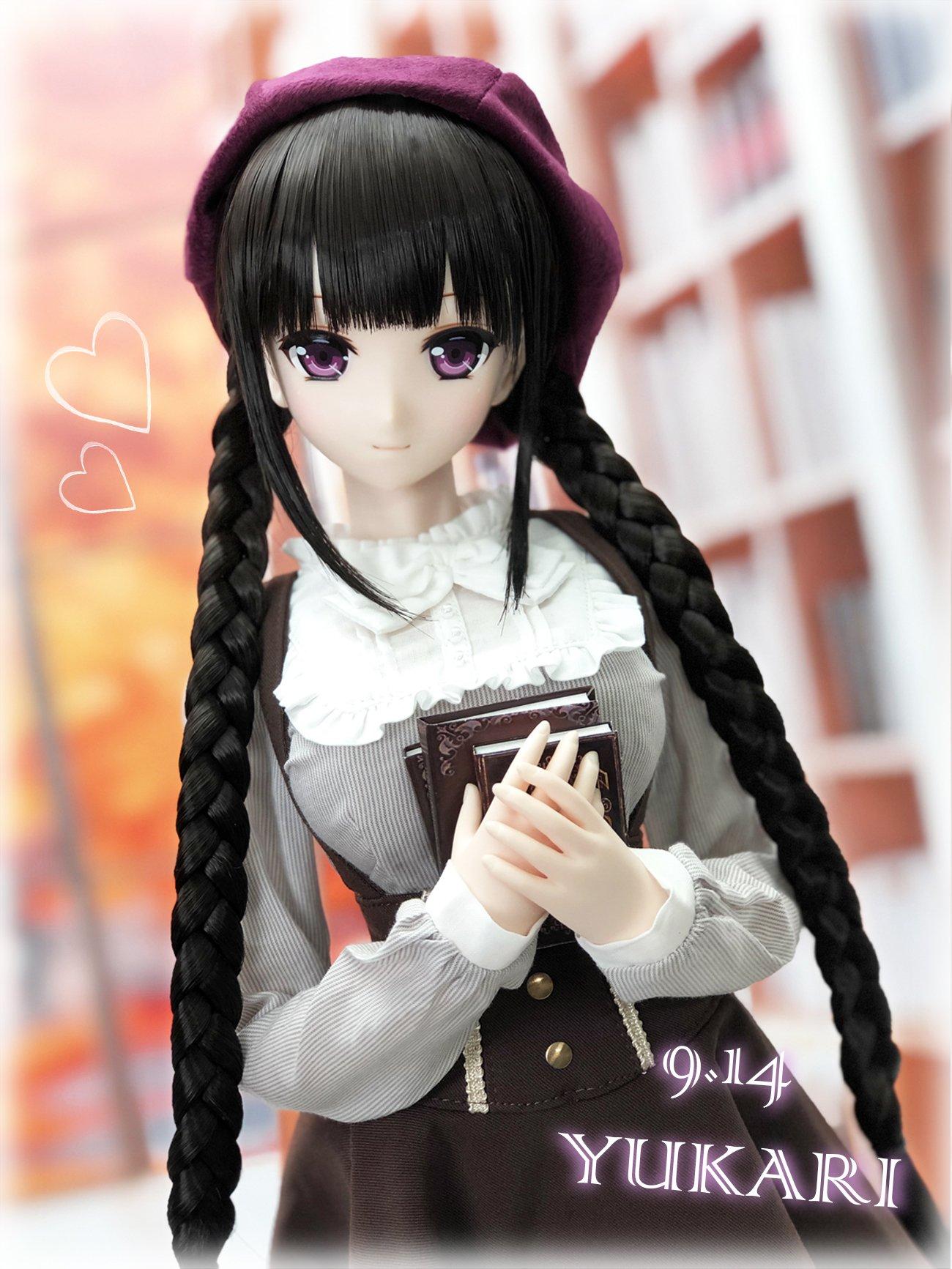 [Azone] 1/3 Happiness Clover - Yukari - Kazuharu Kina School Uniform Collection  Eevkqm10