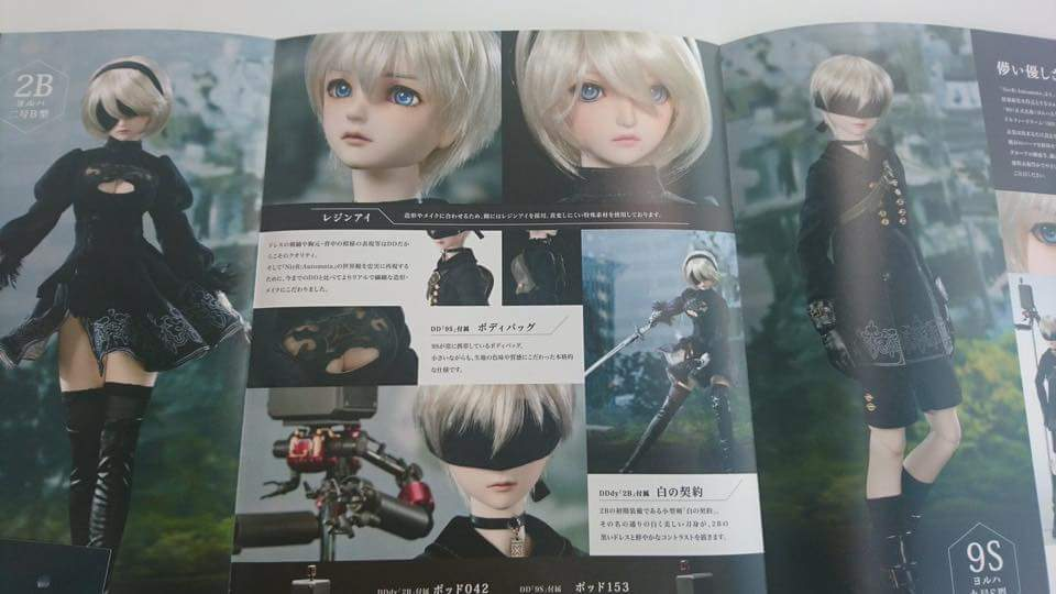 [Dollfie Dream] Nier Automata - Page 2 Fb_img15