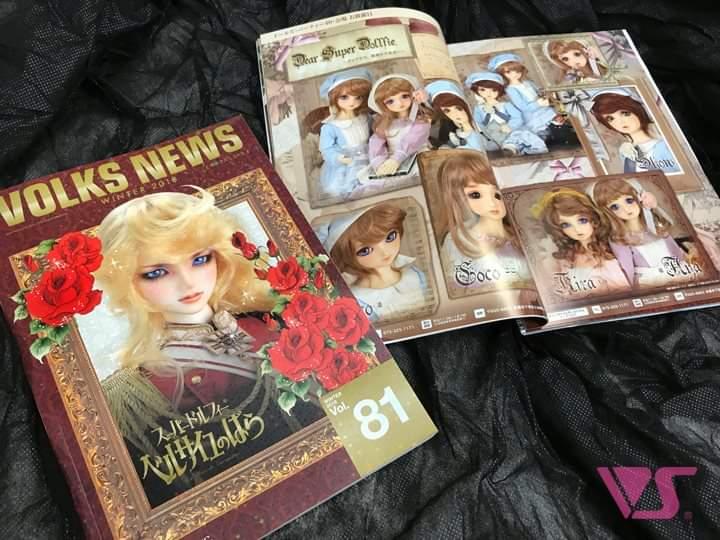 [Super Dollfie] La Rose de Versailles - Lady Oscar & André Fb_img18