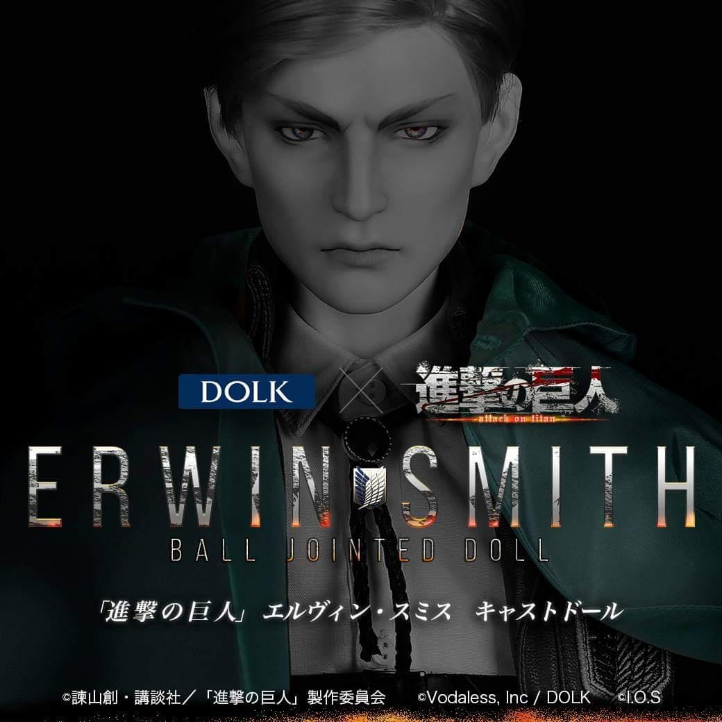 [Dolk × IOS] Attack on Titan - Erwin Fb_img67