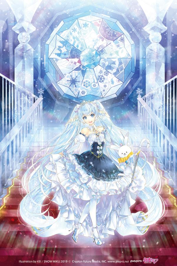 [Dollfie Dream] Hatsune Miku Snow Princess set Ga_kei10