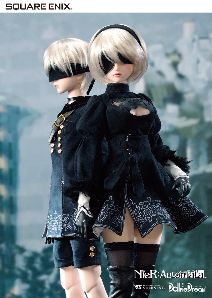 [Dollfie Dream] Nier Automata - Page 2 Img_2019