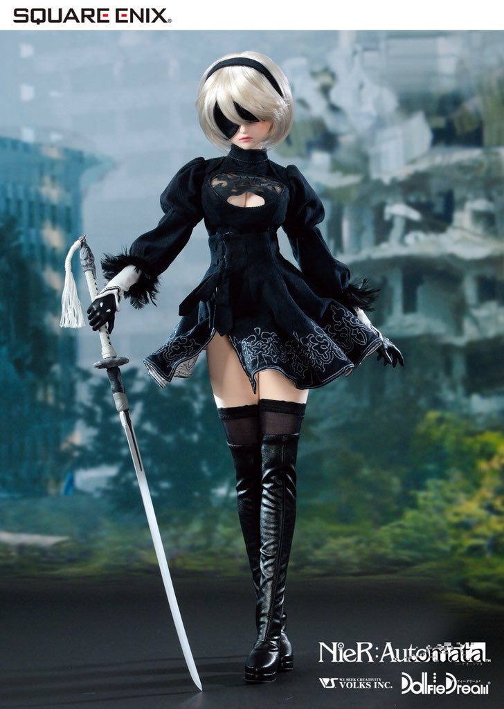 [Dollfie Dream] Nier Automata - Page 2 Img_2021